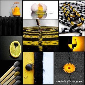 combo jaune