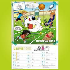 Calendriers As 2012-2013