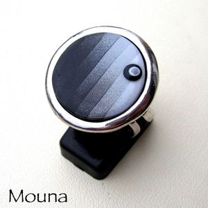 Bague Black and white 3 DISPONIBLE: 15 euros.