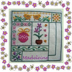 5 madeleine