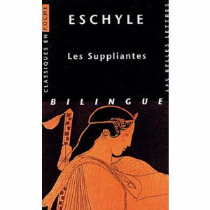 EschyleSuppliantes