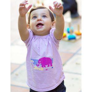 Minizabi, vêtements en coton bio pour enfants