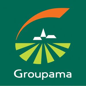 LOGO GROUPAMA pour MAILLOTS