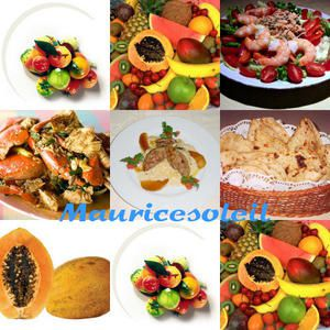 Ile maurice mauricesoleil se propose d 39 organiser pour - Cuisine creole mauricienne ...