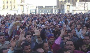 Développement de luttes dans tous les secteurs en Égypte : derrière le bras de fer mis en scène islamistes-militaires, le combat pour les promesses sociales de la révolution