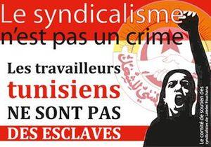 En Tunisie, quatre ouvrières menacées de prison pour avoir monté un syndicat dans une entreprise française : solidarité !