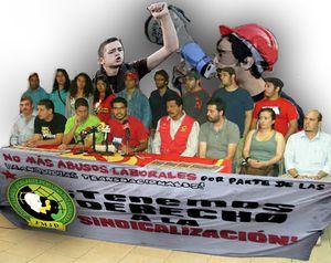 Dirigeants étudiants et syndicaux liés à huit organisations de jeunesse communiste se réunissent à Caracas pour élaborer leurs stratégies de lutte contre le capitalisme