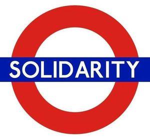 Le métro de Londres paralysé par une grève massive contre la suppression de tous les guichets !