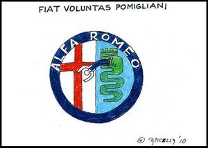 Chantage du patron de FIAT à l'usine de Pomigliano: alignement sur les conditions de travail des ouvriers polonais ou fermeture de l'usine