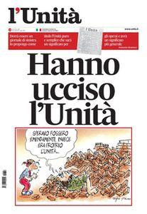 A 90 ans, le journal historique des communistes italiens, l'Unità, cesse de paraître