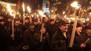 Les associations juives ukrainiennes dénoncent les actes anti-sémites commis par les manifestants d'extrême-droite pro-européens