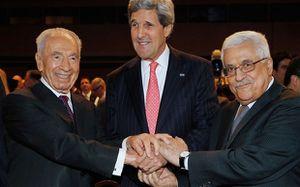 Des troupes de l'OTAN en Palestine ? C'est la proposition du président de l'Autorité palestinienne Abbas … inquiétant !