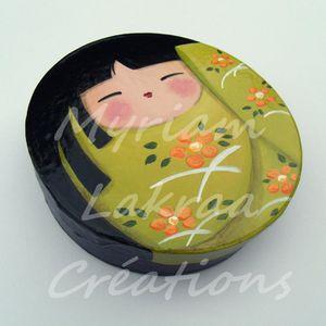 Boîte ronde Ainoko - Vue n°1