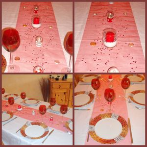 DECORS DE TABLE