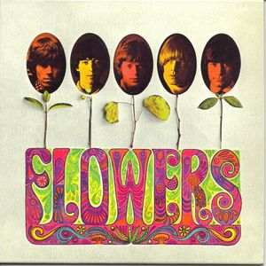 The Rolling Stones - Flowers 1967 Album Cover