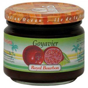 REU 506 - confiture de goyavier royal bourbon