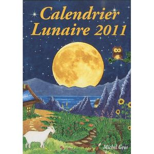 calendrier lunaire 2011