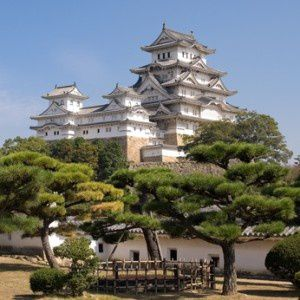 Osaka-chateau-japon