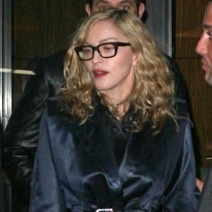 Madonna at MoMA and Volkswagen event: ''No photos, please''