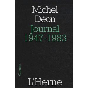 Journal Déon
