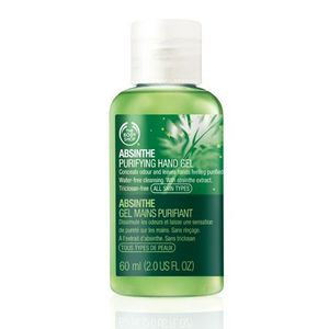 gel mains purifiant absinthe bodyshop
