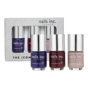 the icons collection nails inc