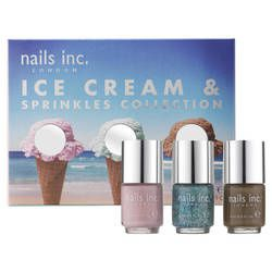 ice cream collection nails inc.