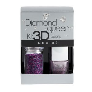 nocibe kit 3d pearls diamond queen