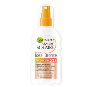 spray idéal bronze garnier