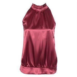 top satin bordeaux pimkie 19,95 E