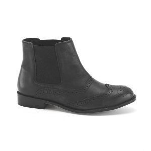 boots cuir la redoute 99.99