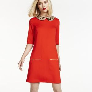 robe rouge 3 suisses 29.95