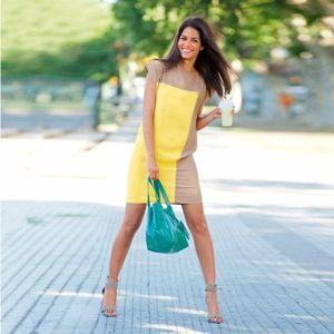 robe bicolore la redoute 29.99