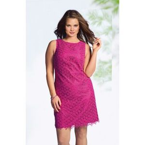 robe guipure taillissime 79.99