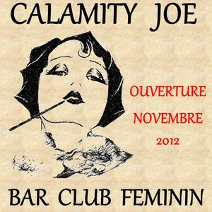 le Fox bar le glass rue frochot calamity joe