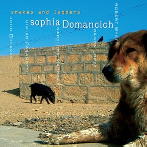 Sophia Domancich, snakes cover