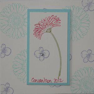carte fleur heidi czajkowski