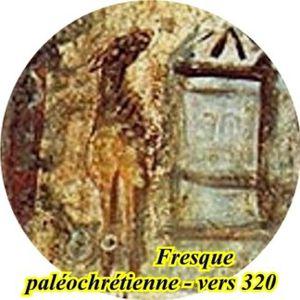 Agneau fresque paleochr v 320 © Giacobi Daniel
