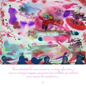 livre illustration atelier de flo florence megardon