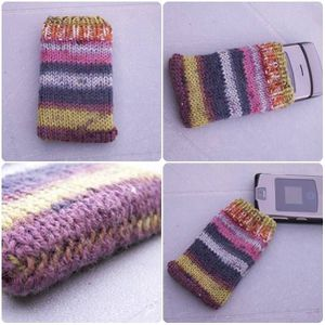 tricot chaussette-mobile image