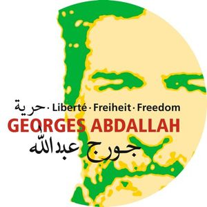 Sticker Georges Abdallah