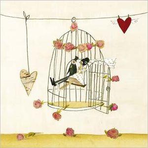 img Couple-de-maries-dans-une-cage-a-oiseaux Silke-LEFFLER