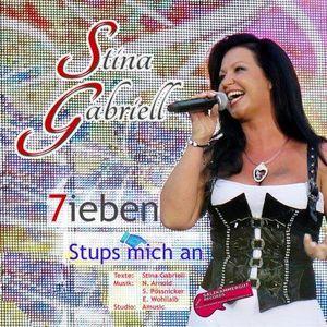 Stina Gabriell - 7ieben Cover