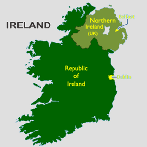 northern ireland republic