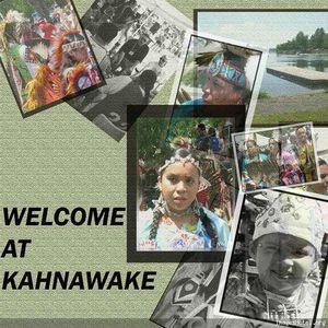 WELCOME KAHNAWAKE
