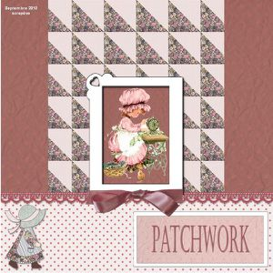 Sue Evelyne Patchwork