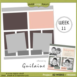 Template week 11 par Guilaine