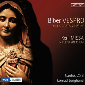 Biber Vespo Kerll Missa Cantus Cölln Konrad Junghänel