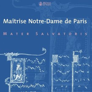 mater salvatoris ensemble vocal de notre-dame de paris sylv