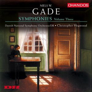 Niels Gade Symphonies volume 3 Christopher Hogwood